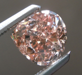 1.01ct Pink I1 Heart Shape Diamond R8771