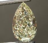 SOLD....2.00ct W-X VS1 Pear Shape Diamond R8782
