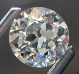 SOLD.....1.56ct L VS1 Circular Brilliant Diamond R8810