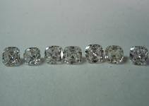 1.72ctw E-F VS1 Cushion Cut Diamond Parcel R8801