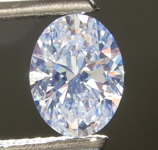 SOLD... 1.03ct D IF Oval Shape Diamond R8804