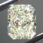 1.32ct W-X VS1 Radiant Cut Diamond R8864