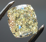 SOLD....1.78ct W-X VS1 Cushion Cut Diamond R8870