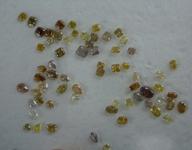 Sold....6.94ctw Mixed Fancy Color Diamond Parcel R8892
