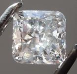 0.82ct Gray I1 Cushion Cut Diamond R8911