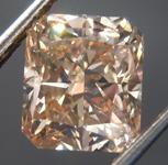 SOLD....2.06ct Brown SI1 Radiant Cut Diamond R8930