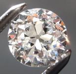 SOLD...0.73ct E VS1 Circular Brilliant Diamond R8921
