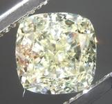 SOLD....1.51ct W-X SI1 Cushion Cut Diamond R8958
