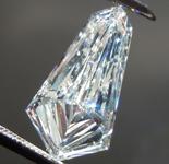 SOLD.....1.87ct H VS2 Kite Step Cut Diamond R8962