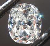 SOLD....2.52ct G SI2 Cushion Cut Diamond R8979