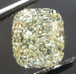 SOLD......1.45ct W-X SI1 Cushion Cut Diamond R8987