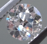0.48ct H I1 Old European Cut Diamond R9042