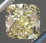 SOLD....1.72ct W-X IF Cushion Cut Diamond R9050