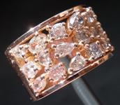 SOLD....2.45ctw Pink Diamond Ring R8947