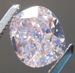 1.60ct Brown Pink VS2 Cushion Cut Diamond R8990
