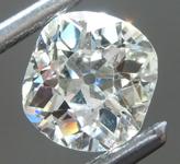 SOLD.....1.56ct K I1 Cushion Cut Diamond R9055