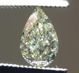 1.10ct Y-Z VS1 Pear Shape Diamond R9105