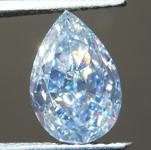 1.03ct L SI2 Pear Brilliant Diamond R9136
