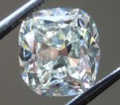 SOLD....2.97ct K SI1 Cushion Cut Diamond R9151