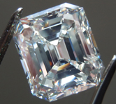 SOLD....3.59ct J VS1 Emerald Cut Diamond R8907