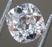 0.70ct D IF Cushion Cut Diamond R9173