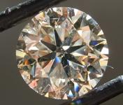 5.67ct N (Brown) I1 Round Brilliant Diamond R9192