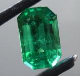 2.32ct Emerald Cut Emerald R9229