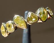 1.10ctw Fancy Colored Diamond Ring R9214