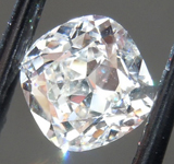 1.00ct H SI2 Cushion Cut Diamond R8306
