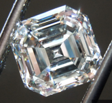 3.17ct I VS1 Asscher Cut Diamond R9332