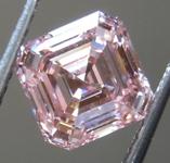 1.56ct Pink VS2 Asscher Cut Lab Grown Diamond R9428