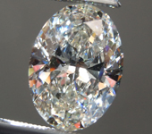 SOLD....2.67ct J SI1 Oval Shape Lab Grown Diamond R9470