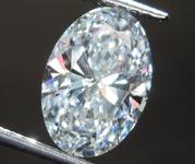 1.81ct D VS2 Oval Shape Lab Grown Diamond R9477