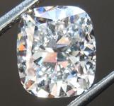 SOLD....1.45ct E VS2 Cushion Cut Lab Grown Diamond R9481