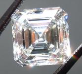 2.50ct J VS2 Asscher Cut Lab Grown Diamond R9493