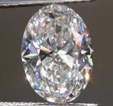 2.15ct G VS2 Oval Shape Lab Grown Diamond R9496