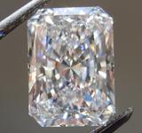 3.03ct F VS1 Radiant Cut Lab Grown Diamond R9494