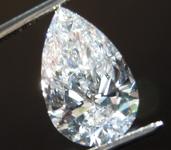 1.83ct E VVS2 Pear Shape Lab Grown Diamond R9484