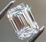1.51ct D VS1 Emerald Cut Lab Grown Diamond R9500