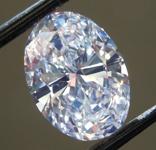SOLD....2.21ct D VVS2 Oval Shape Diamond R9527