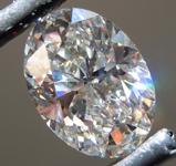 SOLD....2.52ct H VS1 Oval Shape Lab Grown Diamond R9586