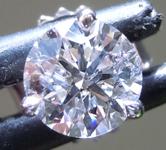 SOLD....1.02ctw E-F I1 Round Brilliant Lab Grown Diamond Earrings R9620