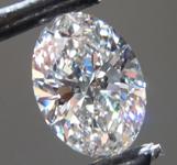 2.15ct F VS1 Oval Shape Lab Grown Diamond R9667