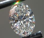 3.01ct G VS1 Oval Shape Lab Grown Diamond R9680