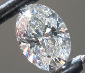 1.40ct G VS2 Oval Shape Lab Grown Diamond R9681