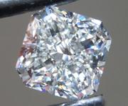 3.05ct G SI1 Radiant Cut Lab Grown Diamond R9695