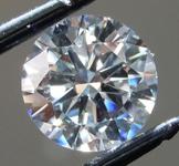 1.03ct D VS2 Round Brilliant Lab Grown Diamond R9677