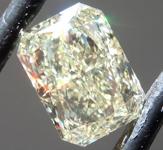 2.27ct Y-Z VVS2 Radiant Cut Diamond R9711