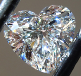 2.63ct G VS2 Heart Shape Lab Grown Diamond R9752