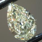 3.51ct Y-Z VS1 Pear Shape Diamond R9775